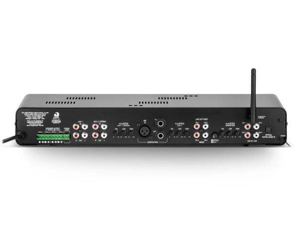 Amplificador Frahm Slim 4500 Optical 4 Canais 4x120W RMS