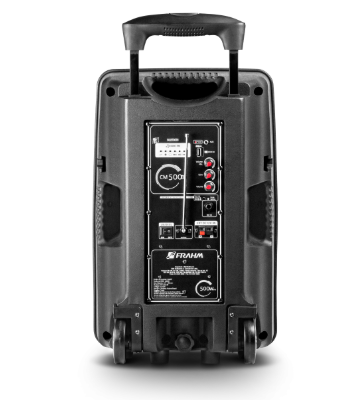 Frahm CM 500 BT Caixa Amplificada Multiuso