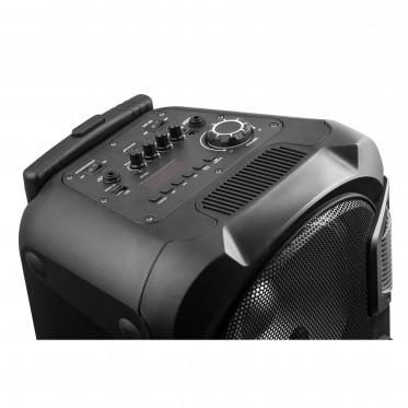 Caixa De Som Frahm 900w Bateria Int. Bluetooth Tf600