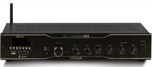 Frahm SLIM 4000 APP - Amplificador Com Bluetooth USB/SD E FM