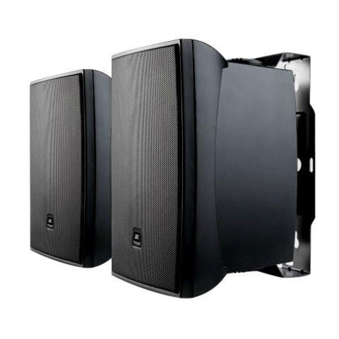 JBL C321P Par de Caixas de som para ambiente interno - Preto
