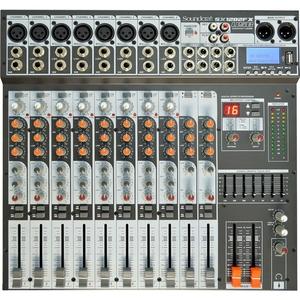 MESA DE SOM SOUNDCRAFT SX1202FX-USB
