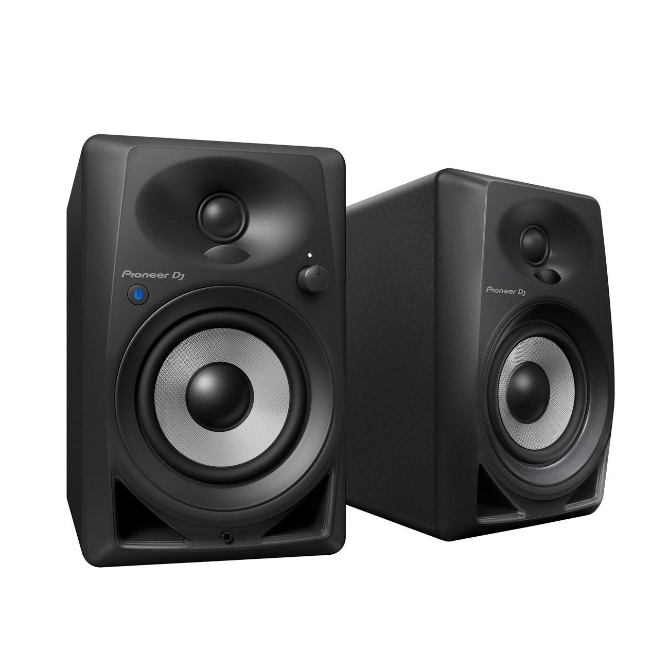 MONITOR DE REFERENCIA PIONEER DJ DM-40BT/CMXEG BLACK - 110V