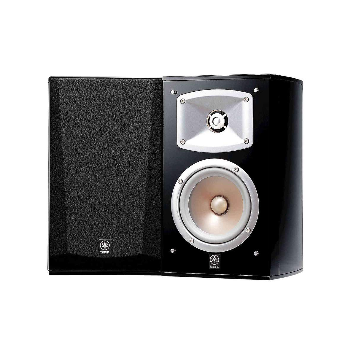 Par de Caixas Acústica Bookshelf Yamaha NS-333
