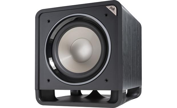 "Polk Audio HTS 12 - Subwoofer ativo de 12"" 400 watts Class D - Preto"
