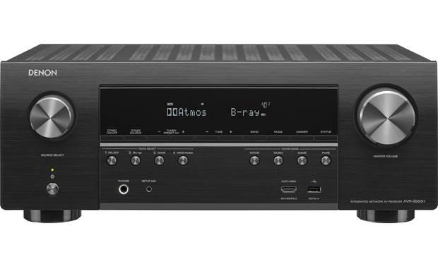 Receiver Denon Avr-s950h 7.2ch Wifi/bluetooth/air Play 110V