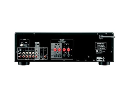 Receiver Estéreo 100w Onkyo TX-8220 Bluetooth Phono DAC - 110v