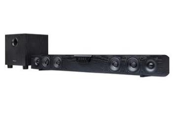Soundbar Pioneer SP-SB23W 2 Canais 218W Subwoofer e Bluetooth