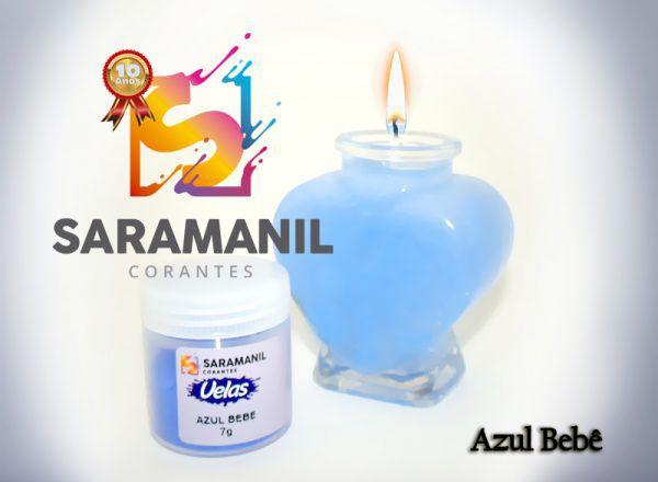 Corantes (anilina a óleo) para velas pó 7g -  cores básicas