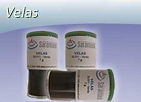 Corantes (anilina a óleo) para velas - pó   7g - cores básicas