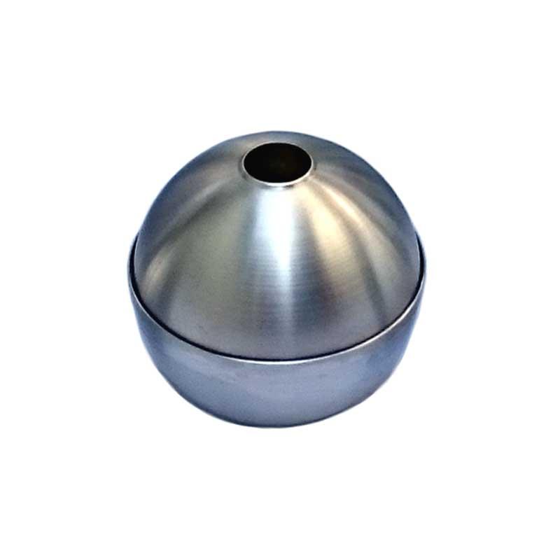 Formas de alumínio BOLA