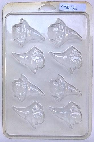 Formas de PVC - diversos modelos I-Y