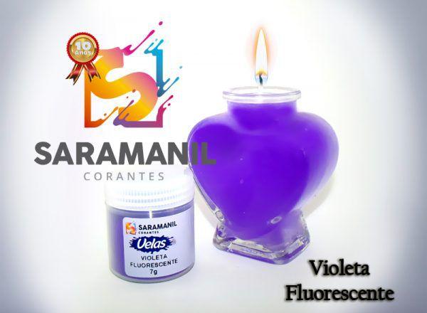 Kit corante base a óleo (anilina) com 9 cores fluorescente