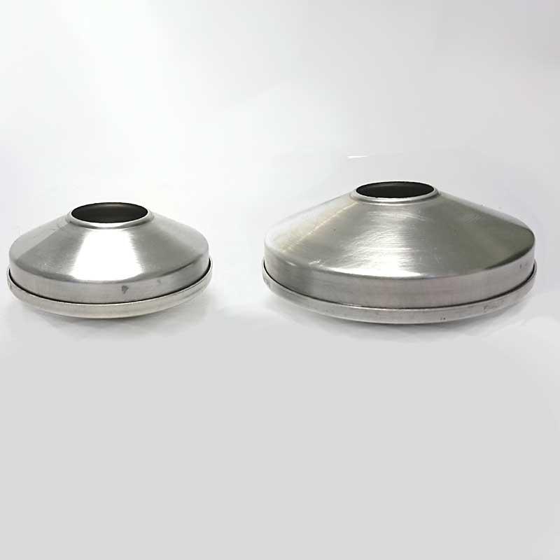 KIT forma para vela FLUTUANTE (6 cm e 8 cm diâmetro)
