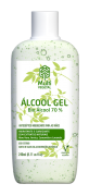 Álcool Gel 70% Multi Vegetal - 240ml