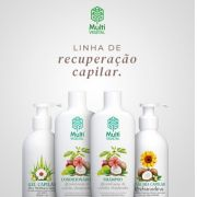 Kit Capilar Restauração profunda Multi Vegetal