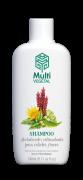 Shampoo de Ervas Estimulantes Fortalecimento Capilar Multi Vegetal 240ml