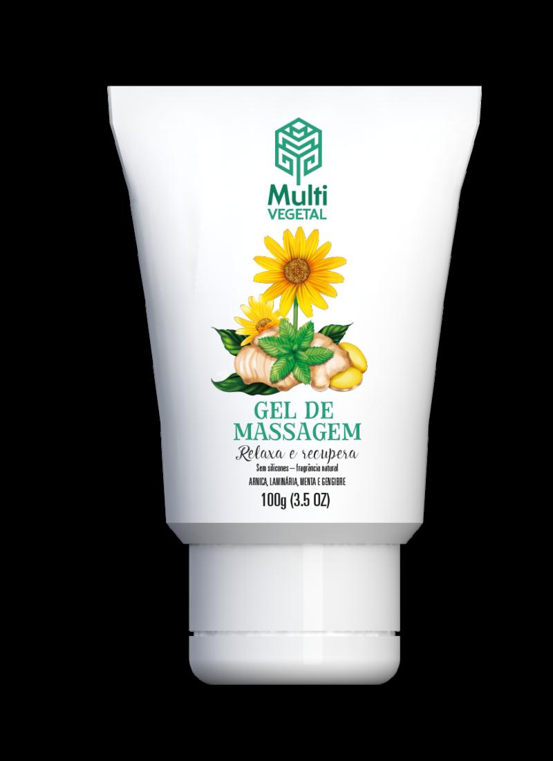 Gel de Massagem com Ervas Medicinais 100g