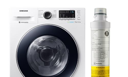 Peças de Eletrodomésticos | Refricenter - Peças Brastemp, Bosch, Consul e Electrolux!