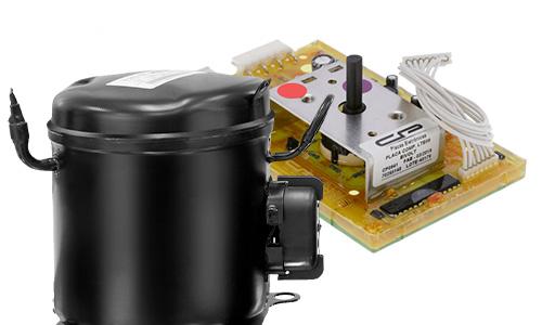 Refrigeração | Refricenter - Peças Brastemp, Bosch, Consul e Electrolux!