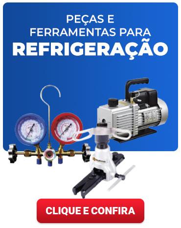 Peças e Ferramentas para Refrigeração | Refricenter - Peças Brastemp, Bosch, Consul e Electrolux!