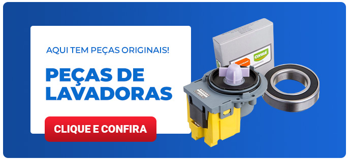 peças de lavadoras | refricenter - peças brastemp, bosch, consul e electrolux!