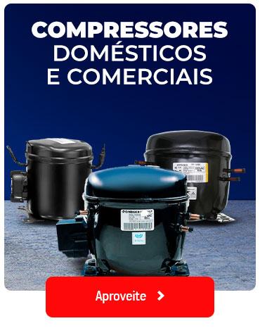 compressores domésticos e comerciais | refricenter - peças brastemp, bosch, consul e electrolux!