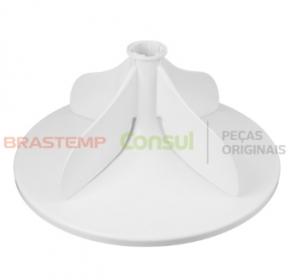 Agitador Inferior Lavadora Brastemp e Consul Original 326006286