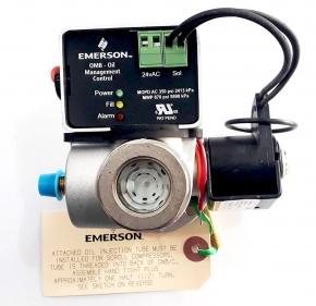 Boia Nível de Óleo Emerson OMB-MO1 065366 Trax Oil