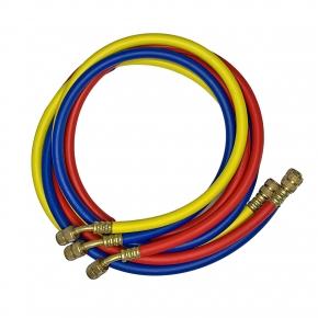 Conjunto Mangueira Manifold 90cm R22/r134/r404 Suryha 80150.004