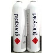 Fluido Refrigerante  Dugold R290 Cilindro Lata 370gr