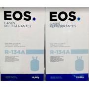 Fluido Refrigerante ou Gás EOS R134A Cilindro 13,62 kg