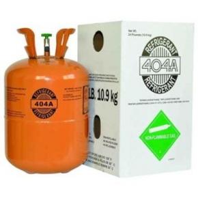 Fluido Refrigerante ou Gás Refrigerant R404A Cilindro 10,9 kg