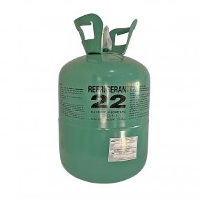 Gas Refrigerante R22 13,6kg Botija Onu 1018 Clorodifluormetano