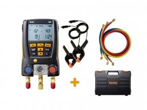 Manifold Digital com Bluetooth 3 Mangueira e 2 Sondas de Temperatura