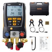 MANIFOLD TESTO 557 DIGITAL C/ BLUETOOTH 4 VIAS