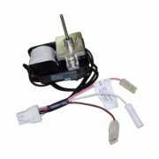 Micromotor Exaustor 1/25 Com Suporte e Hélice Plástica Bivolt EOS 10-20