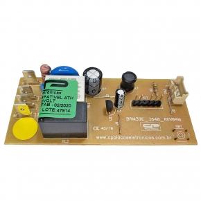 Placa de Potência Refrigerador Brastemp Bivolt CP Eletrônica 1477