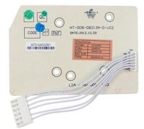 Placa Eletrônica Interface Lavadora Electrolux 64500135