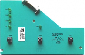 Placa Eletrônica Interface Lavadora Electrolux 64800634