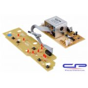 Placa Eletrônica Lavadora Brastemp BWC07AB_V3 / BWC08AB / BWC09AB Bivolt CP1449