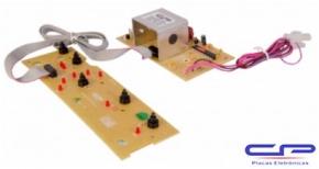 Placa Eletrônica Lavadora Brastemp CP Eletrônica 528