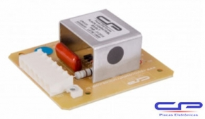 Placa Eletrônica Lavadora Brastemp CP Eletrônica 131