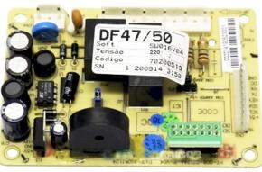 Placa Eletrônica Potência Para Geladeira Electrolux 220v DF50 Original 70001456
