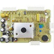 Placa Eletrônica Potência Lavadora Electrolux LT15F Bivolt Original 70201676