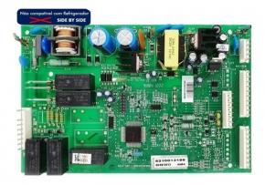 Placa Eletrônica Refrigerador Ge 127v Original RFN714376