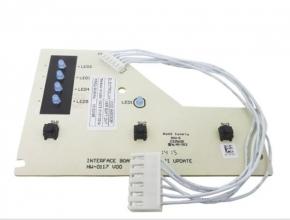 Placa Interface Lavadora Electrolux 64503081
