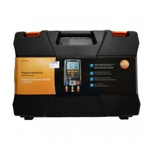 Testo 550 Kit Manometro Digital sem Mangueira com Bluetooth e 2 Sondas