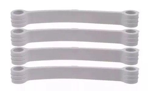 4x Tirante 24 Branco Brastemp e Consul Original W326000516