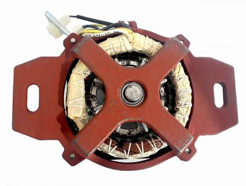 Cj Motor Polia Mtd 127v C/placa Wr189d5302g001 Use Lvn71337